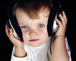 Влияние музыки на мозг ребёнка