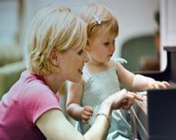 Музыкальные игры для малышей