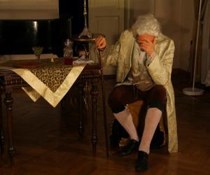 Трагедия Моцарта и Сальери